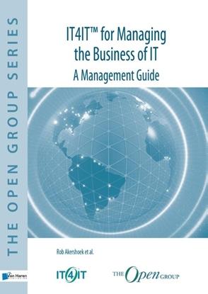 Afbeeldingen van The open group series IT4IT for managing the business of IT