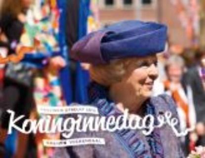 Afbeeldingen van Koninginnedag 2012