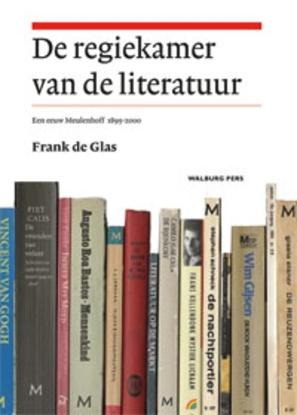 Afbeeldingen van Bijdragen tot de Geschiedenis van de Nederlandse Boekhandel. Nieuwe Reeks De regiekamer van de literatuur