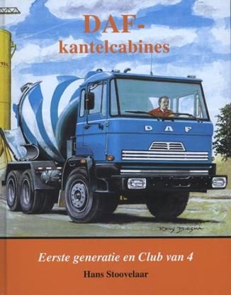 Afbeeldingen van DAF Monografieen DAF kantelcabines