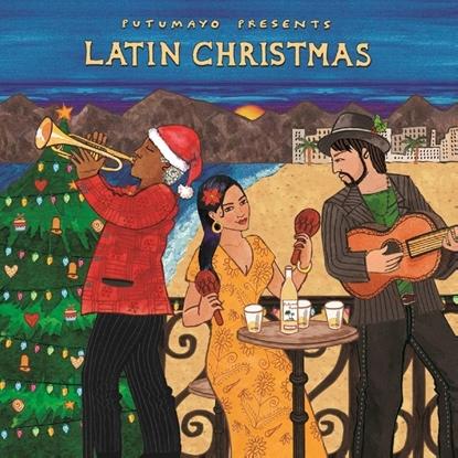 Afbeeldingen van *PUTUMAYO PRESENTS: LATIN CHRISTMAS