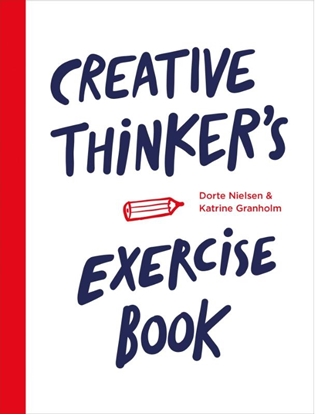 Afbeeldingen van Creative thinker's exercise book