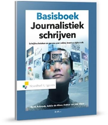 Afbeeldingen van Basisboek journalistiek schrijven