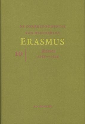 Afbeeldingen van De correspondentie van Desiderius Erasmus 10