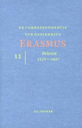 Afbeeldingen van De correspondenie van Desiderius Erasmus 11