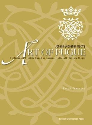 Afbeeldingen van Johann Sebastian Bachs Árt of fugue