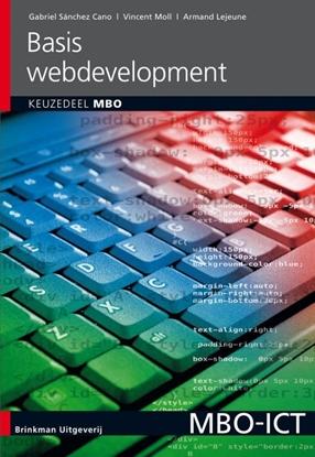 Afbeeldingen van Basis Webdevelopment Keuzedeel MBO