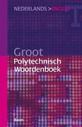 Afbeeldingen van Groot Polytechnisch Woordenboek Nederlands > Engels