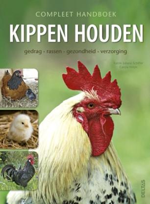 Afbeeldingen van Compleet handboek kippen houden