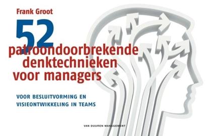 Afbeeldingen van 52 patroondoorbrekende denktechnieken voor managers