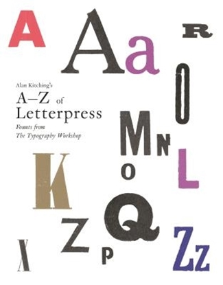 Afbeeldingen van Alan Kitching's A-Z of Letterpress
