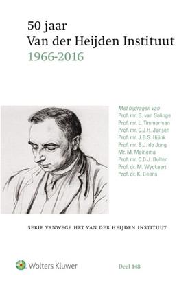 Afbeeldingen van 50 jaar Van der Heijden Instituut (1966 - 2016)