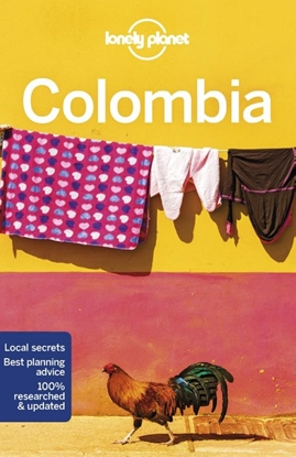 Afbeeldingen van Lonely Planet Colombia