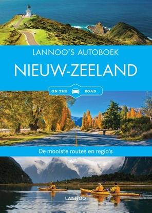 Afbeeldingen van Lannoo's autoboek Nieuw-Zeeland on the road