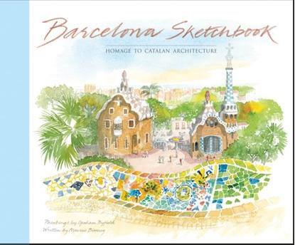 Afbeeldingen van Barcelona Sketchbook
