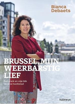 Afbeeldingen van Brussel, mijn weerbarstig lief