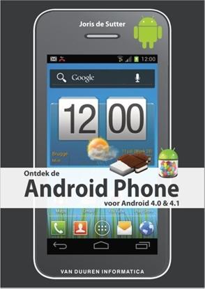 Afbeeldingen van Ontdek Ontdek de Android phone