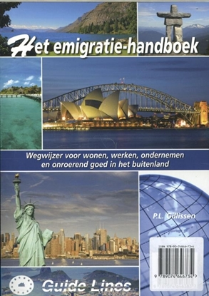 Afbeeldingen van Het emigratie-handboek