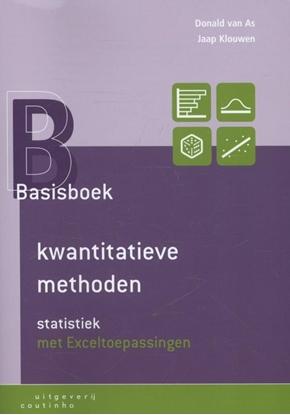 Afbeeldingen van Basisboek kwantitatieve methoden
