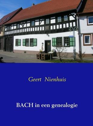 Afbeeldingen van Bach in een genealogie