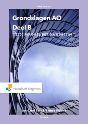 Afbeeldingen van Administratieve Organisatie Jans Grondslagen van de administratieve organisatie Processen en systemen