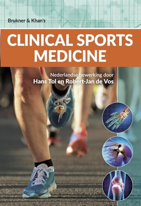 Afbeeldingen van Clinical sports medicine