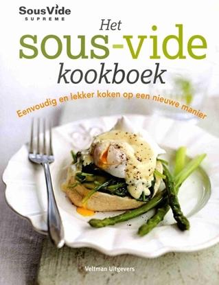 Afbeeldingen van Het sous-vide kookboek