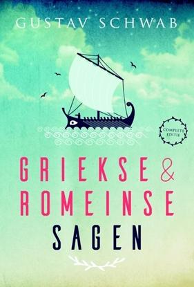 Afbeeldingen van Griekse en Romeinse sagen