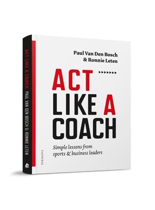 Afbeeldingen van Act like a coach