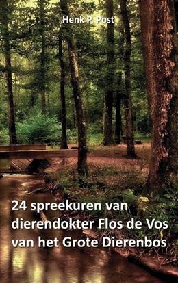 Afbeeldingen van 24 spreekuren van dierendokter Flos de Vos
