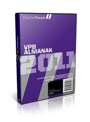 Afbeeldingen van Elsevier Fiscaal Elsevier VPB Almanak 2011