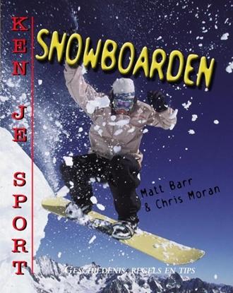 Afbeeldingen van Ken je sport Snow boarding