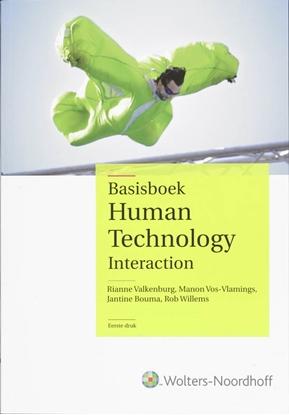 Afbeeldingen van Basisboek Human Technology Interaction
