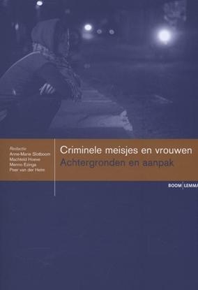 Afbeeldingen van Boom studieboeken criminologie Criminele meisjes en vrouwen