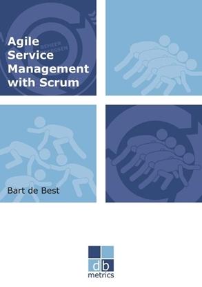 Afbeeldingen van Dbmetrics Agile Service Management with Scrum