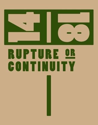 Afbeeldingen van 14/18 – Rupture or Continuity