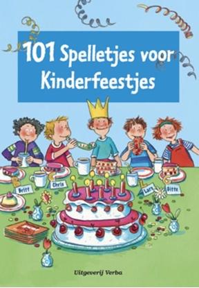 Afbeeldingen van 101 spelletjes voor kinderfeestjes