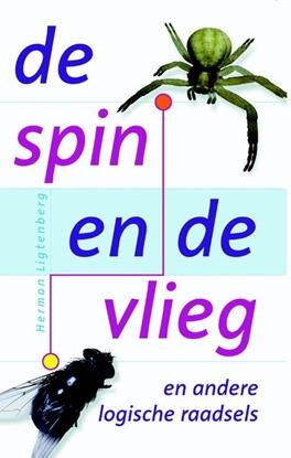 Afbeeldingen van De spin en de vlieg