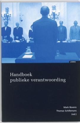 Afbeeldingen van Handboek publieke verantwoording