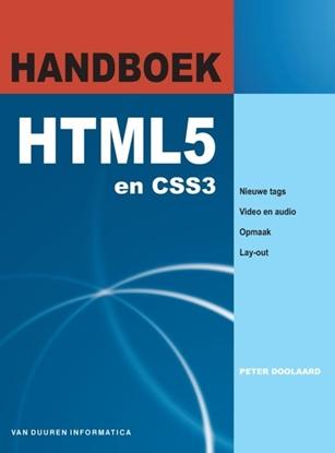 Afbeeldingen van Handboek Handboek HTML 5