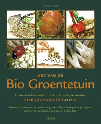 Afbeeldingen van ABC van de bio groentetuin