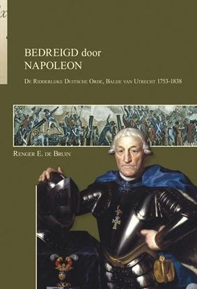 Afbeeldingen van Bijdragen tot de Geschiedenis van de Ridderlijke Duitsche Orde, Balije van Utrecht Bedreigd door Napoleon