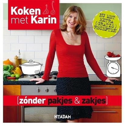 Afbeeldingen van Koken met Karin Zonder pakjes & zakjes