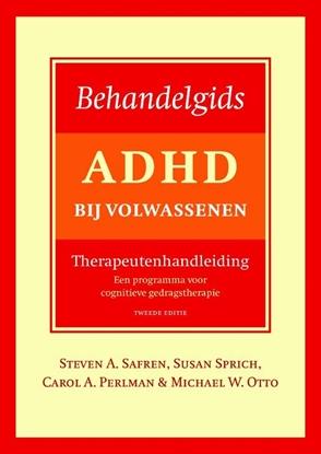 Afbeeldingen van Behandelgids ADHD bij volwassenen