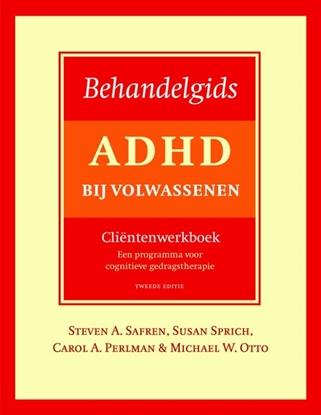 Afbeeldingen van Behandelgids ADHD bij volwassenen, cliëntenwerkboek - tweede editie