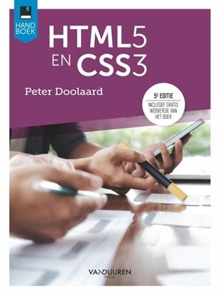 Afbeeldingen van HTML5 en CSS3