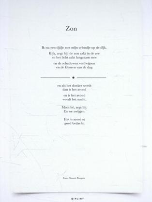 Afbeeldingen van Plint 10 poëziekaarten Plint Ester Naomi Perquin