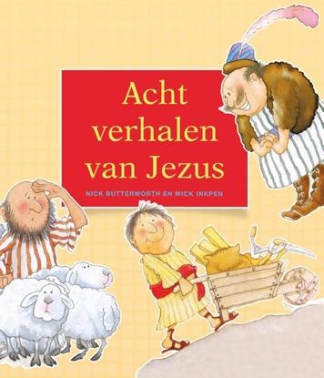 Afbeeldingen van Acht verhalen van Jezus