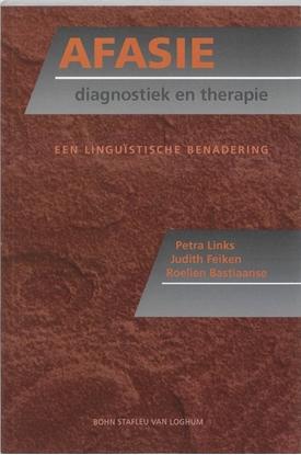 Afbeeldingen van Afasie: diagnostiek en therapie