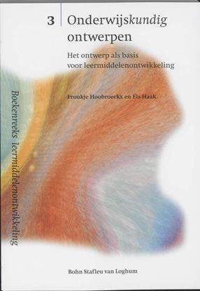 Afbeeldingen van Boekenreeks leermiddelenontwikkeling Onderwijskundig ontwerpen